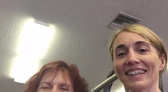 Patricia Massey Welter of Suncoast Pilates & Personal Training Studio